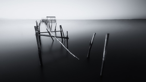 Picture of Carrasqueira in Black and White