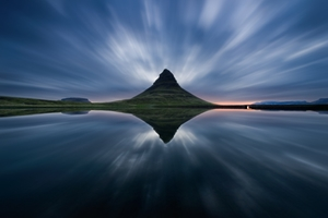 Picture of A Night at Kirkjufell