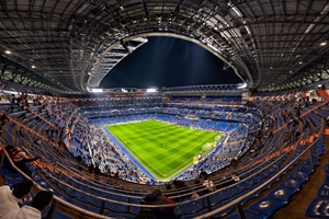 Picture of Santiago Bernabéu