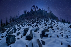 Picture of Cold Mountain: Devils Postpile