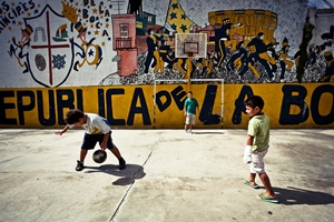 Picture of Children from La Boca