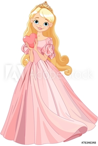 Picture of Beautiful princess