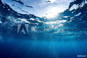 Picture of Blue Sea