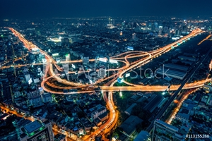 Picture of Bangkok bei Nacht