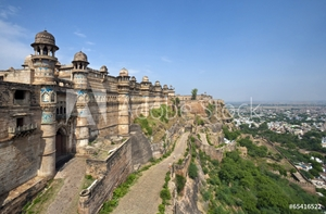 Picture of Gwalior Fort - India