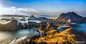 Picture of Mount Bromo, Indonesia
