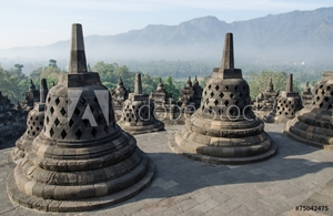 Picture of Borobodur