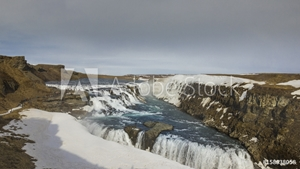 Picture of Gullfoss auf Island