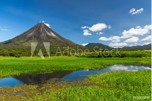 Picture of Arenal Volcano Costa Rica