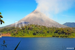 Picture of Arenal Volcano, Costa Rica