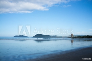 Picture of Jaco beach early morning