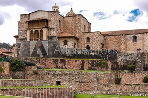 Picture of Convento de Santo Domingo, Cusco. Peru