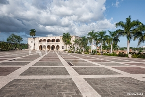 Picture of Palace in Santo Domingo
