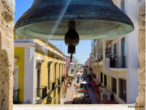 Picture of Bell in Campeche