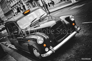 Picture of cab