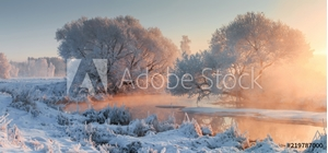 Picture of Winter landscape
